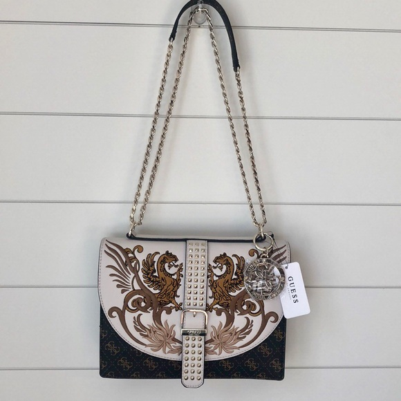 NWT Guess Eileen Embellished Crossbody. Listing Price   50. Your Offer 351719d06ecfe